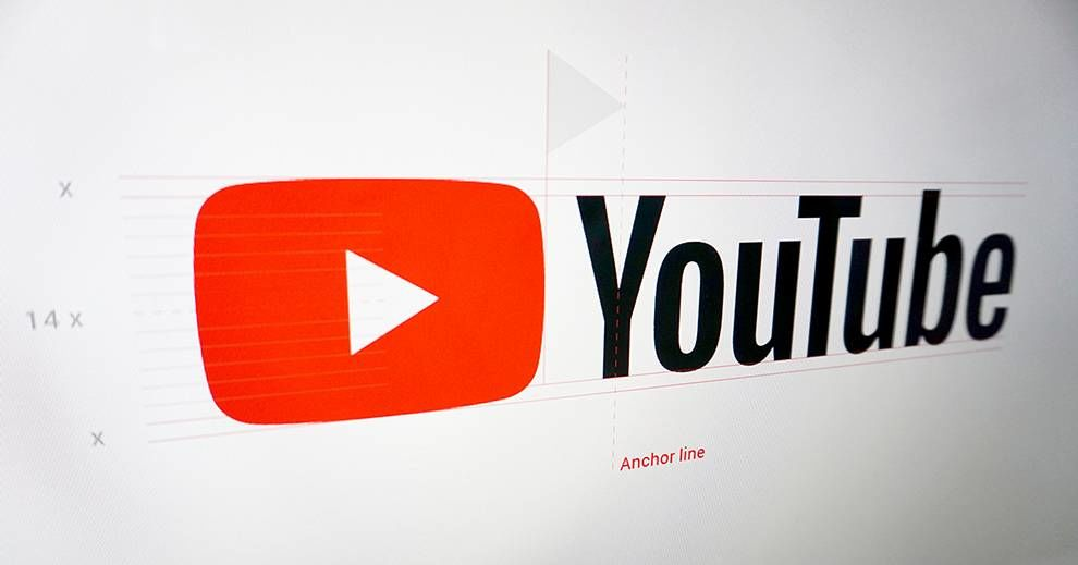 YouTube Clean Logo Design