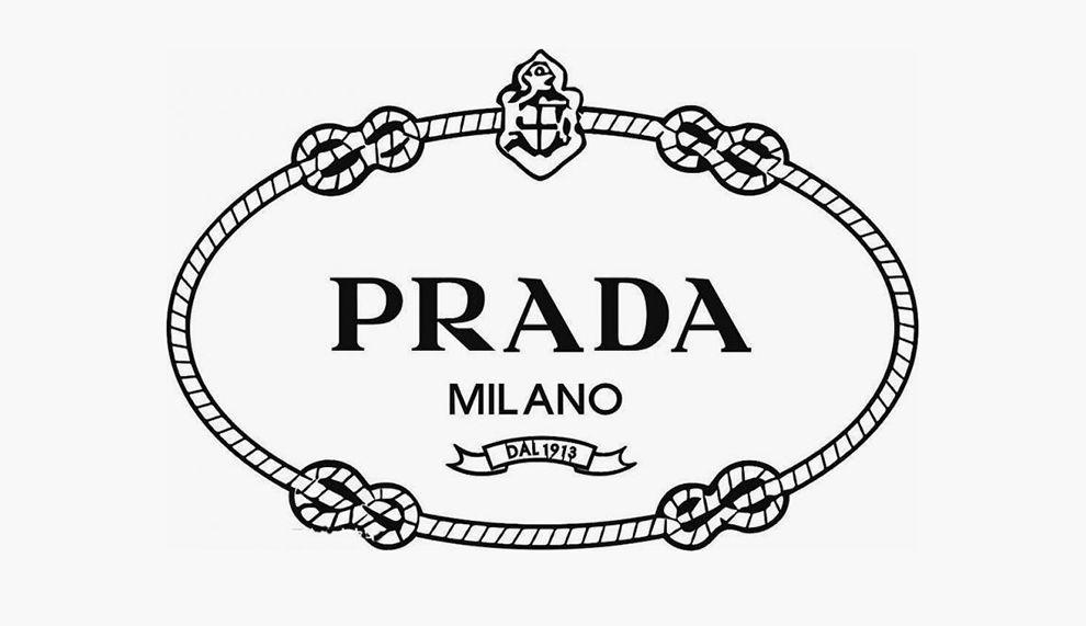 Prada Iconic Logo Design