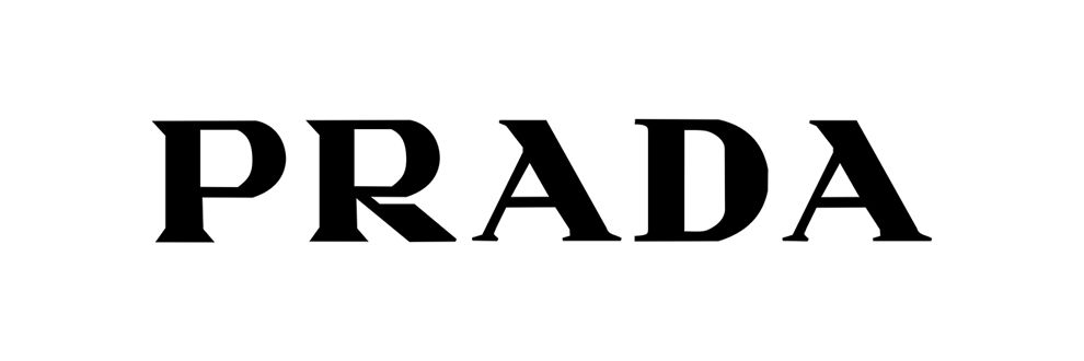 Prada Clean Logo Design