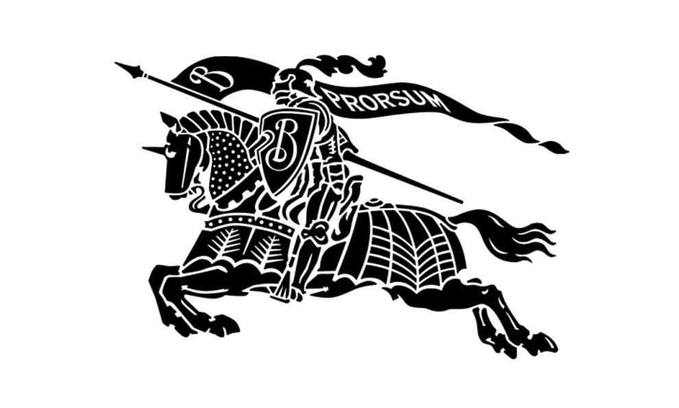 Burberry Top Logo Design