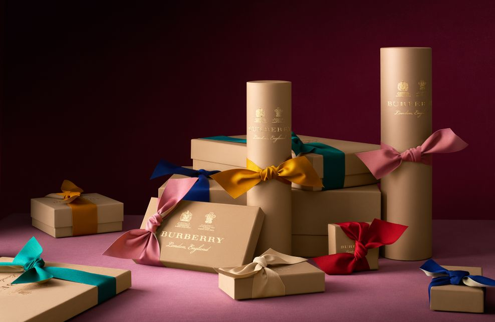 Burberry Book Of Gifts Festive
