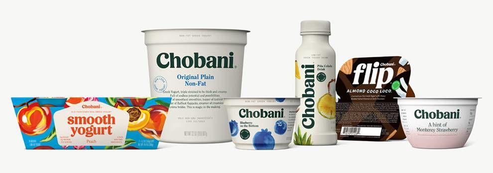Chobani Fun Package Design