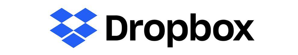 Dropbox Clean Logo Design
