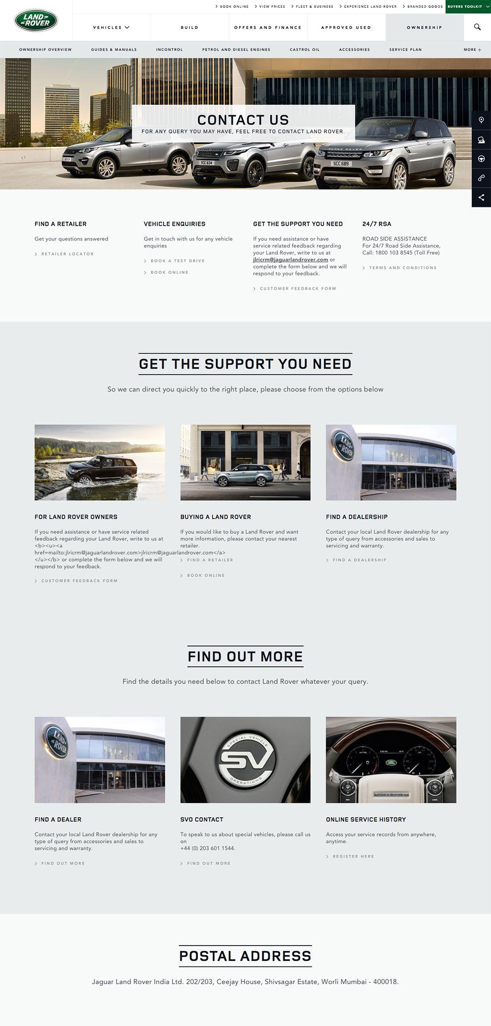 Land Rover India (slide 2)