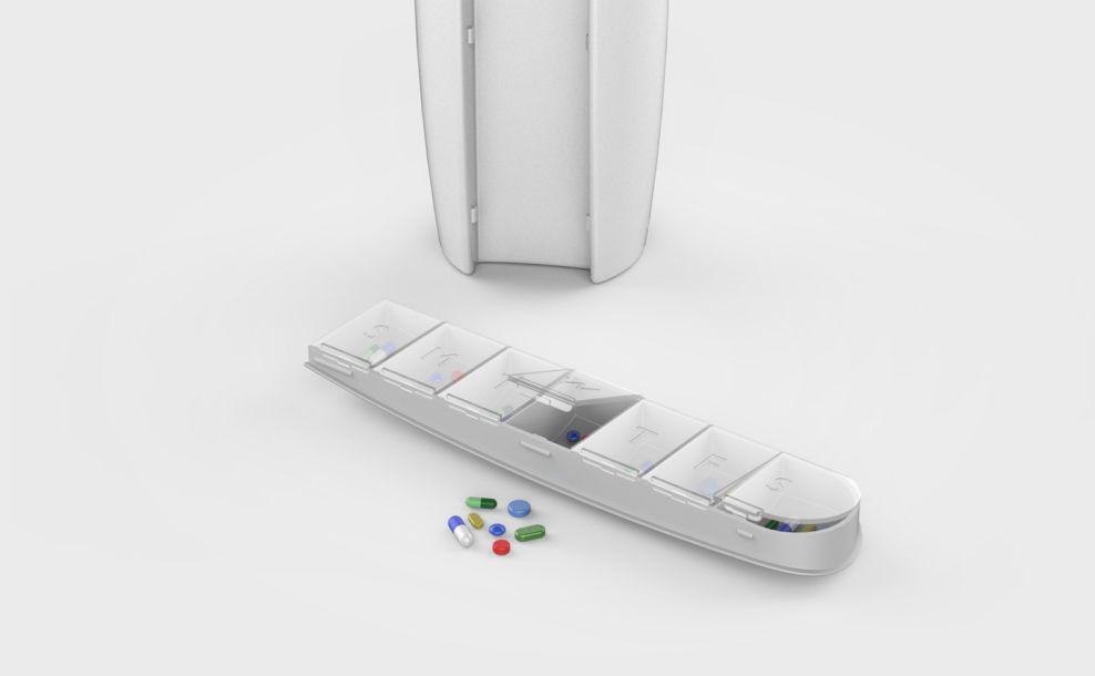 OMI Minimal Package Design
