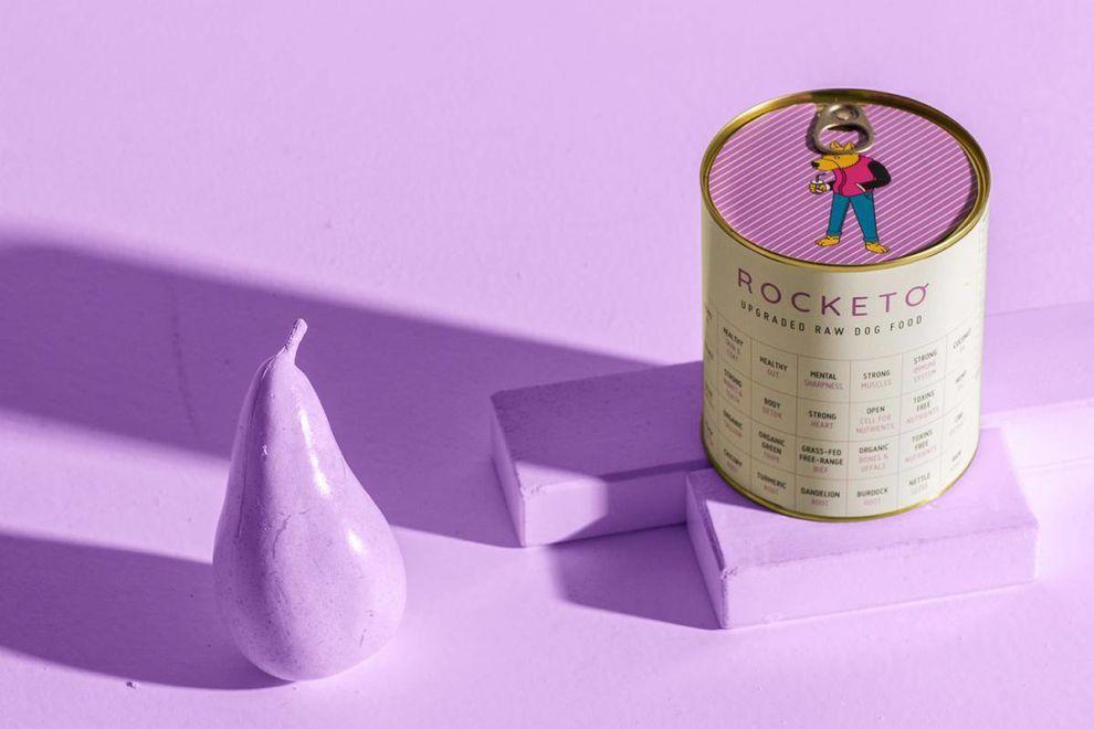 Rocketo Elegant Package Design