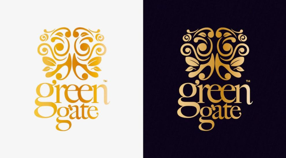 Green Gate London Colorful Package Design