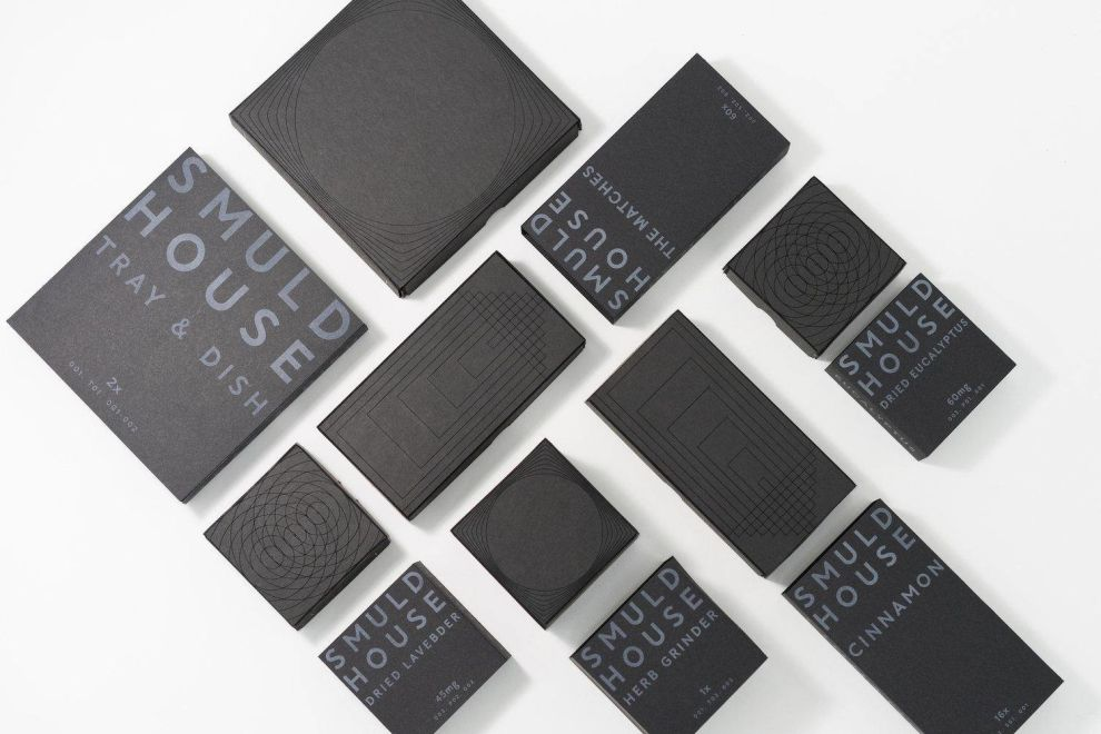 SMULD HOUSE Clean Package Design