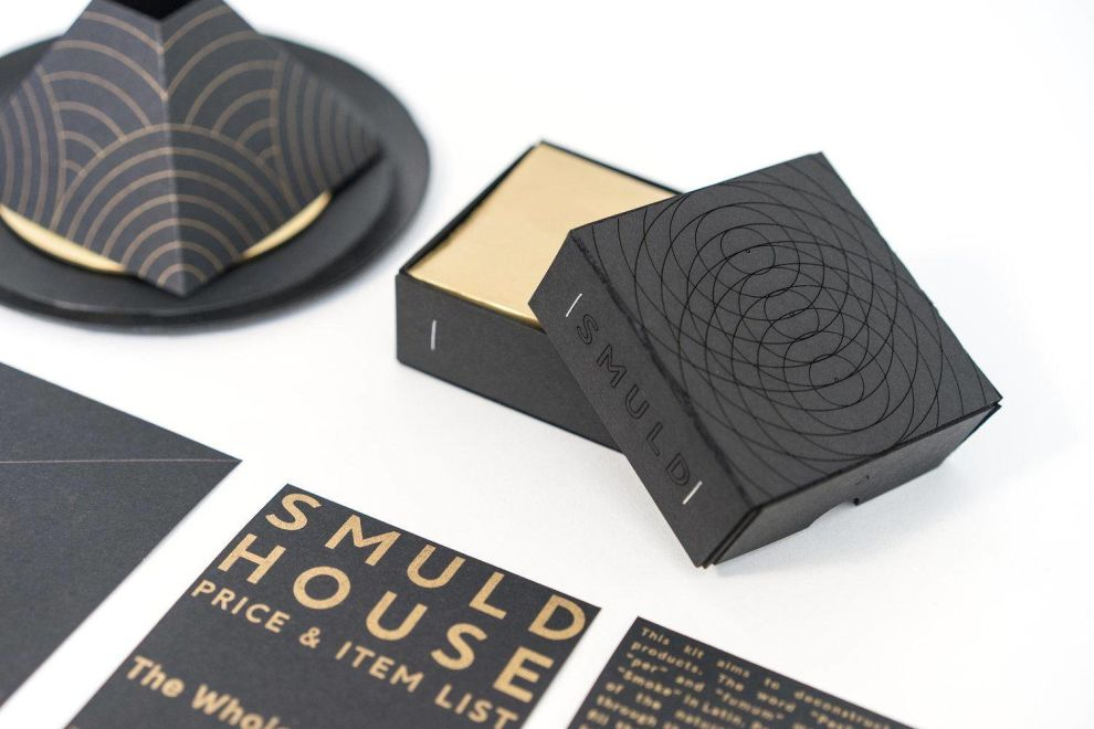 SMULD HOUSE Package Design