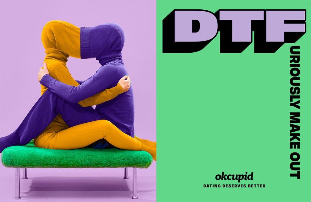 OkCupid Fun Print Design