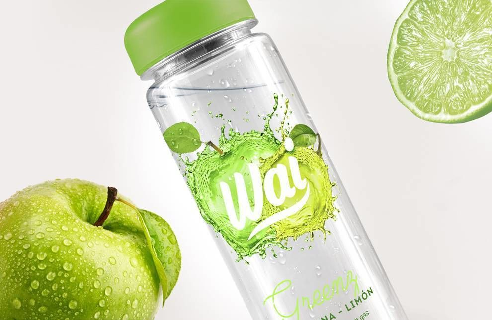 Wai Water Clean Package Design