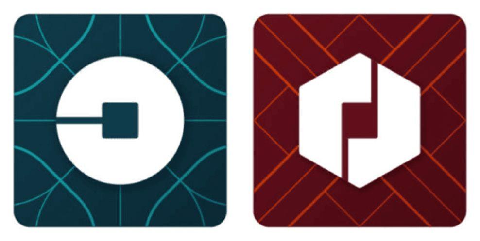 Uber Logo Design