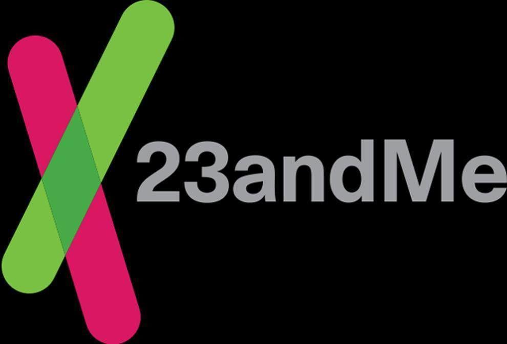 23andMe Simple Logo Design