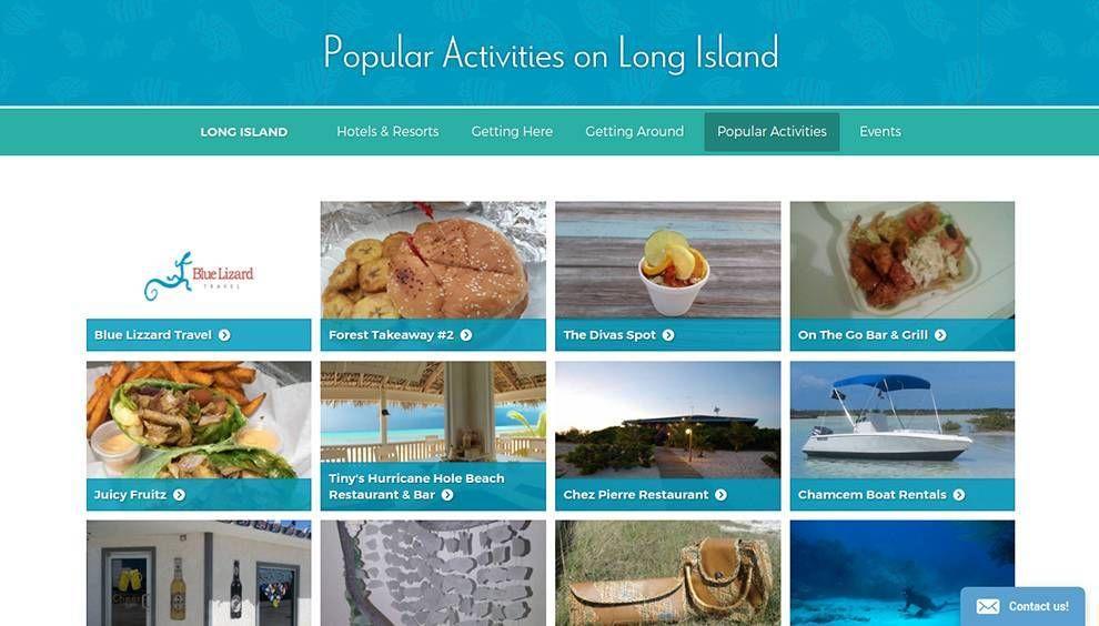 Bahamas Best Website Design