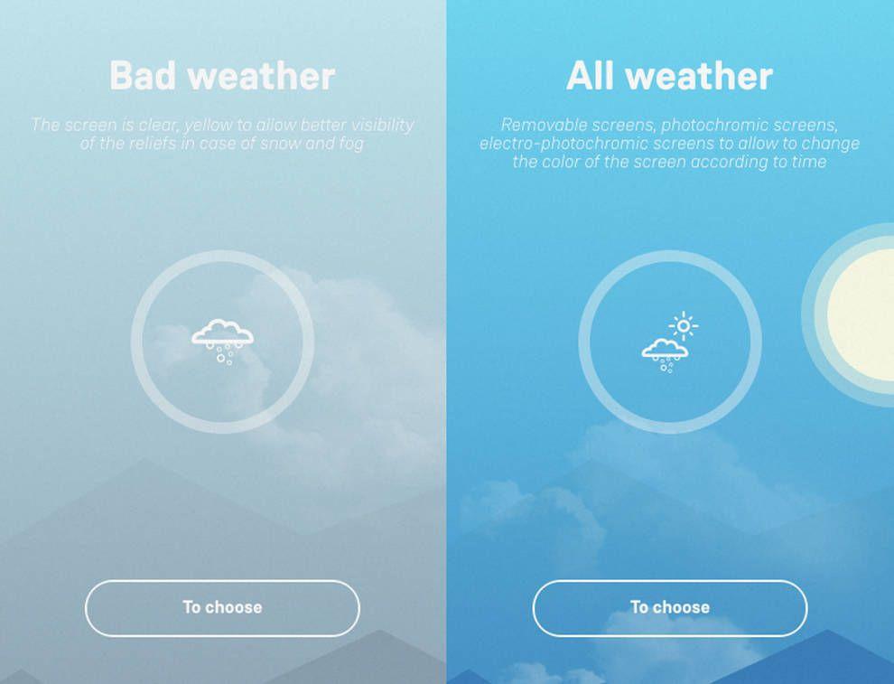 Wed'ze Website Design Animations