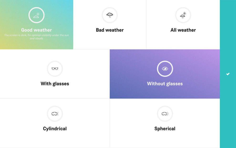 Wed'ze Great Website Design