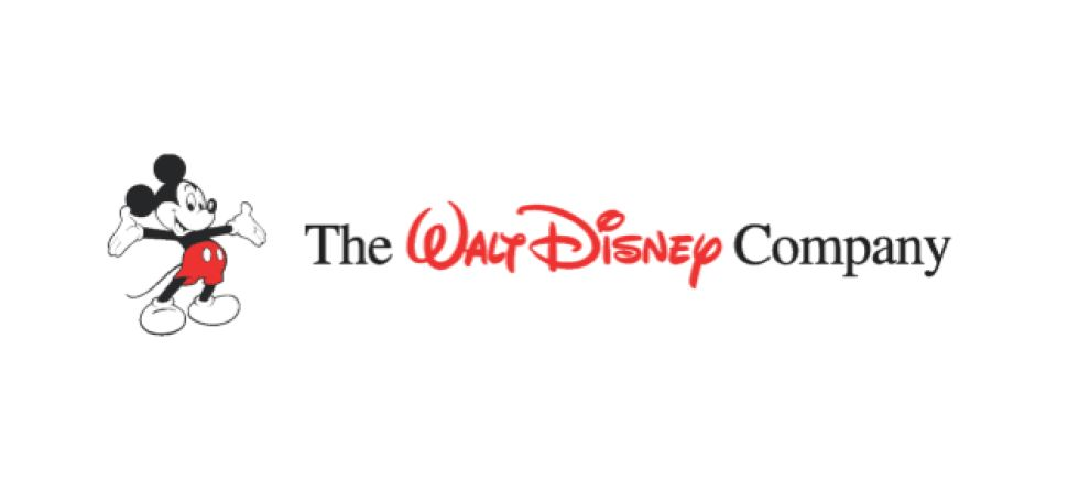 The Walt Disney Company Logo Design Mickey Mouse