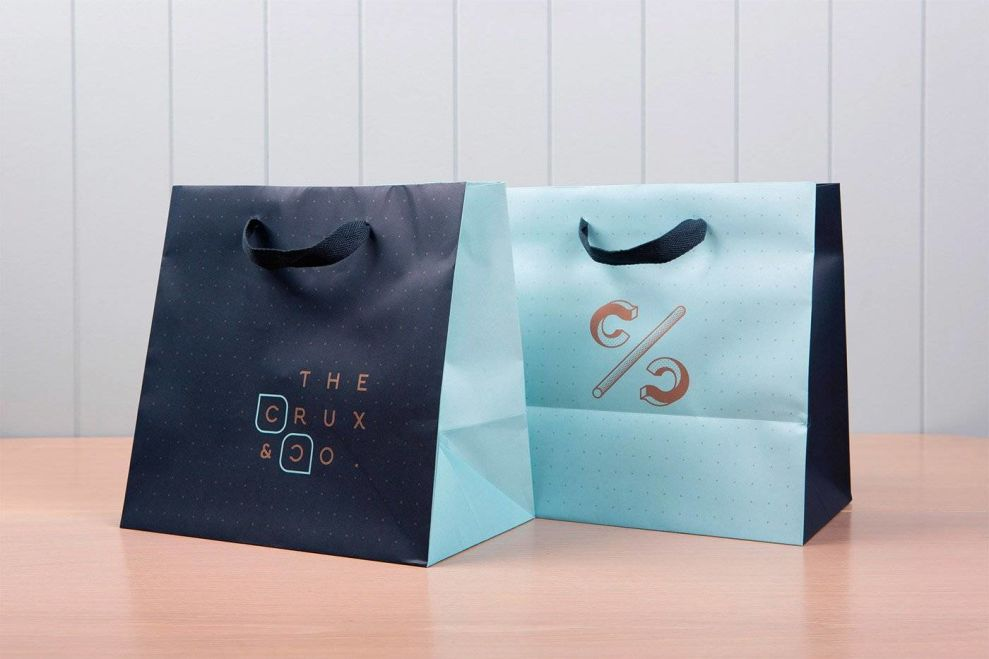The Crux & Co Package Designs
