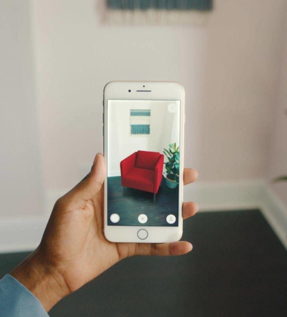IKEA Place Smartphone App Design