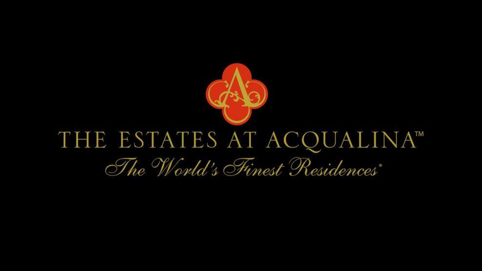 Acqualina Logo Black