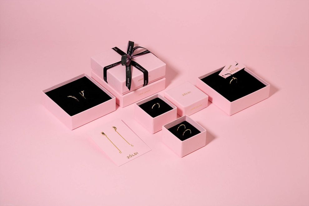 Zoldi Package Designs
