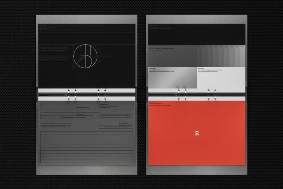 Roger Burkhard Top Print Designs