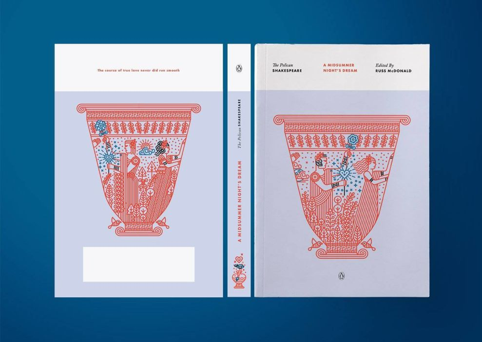 Midsummer Night's Dream Print Design