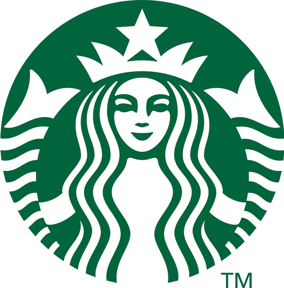 Starbucks Iconic Logo Design