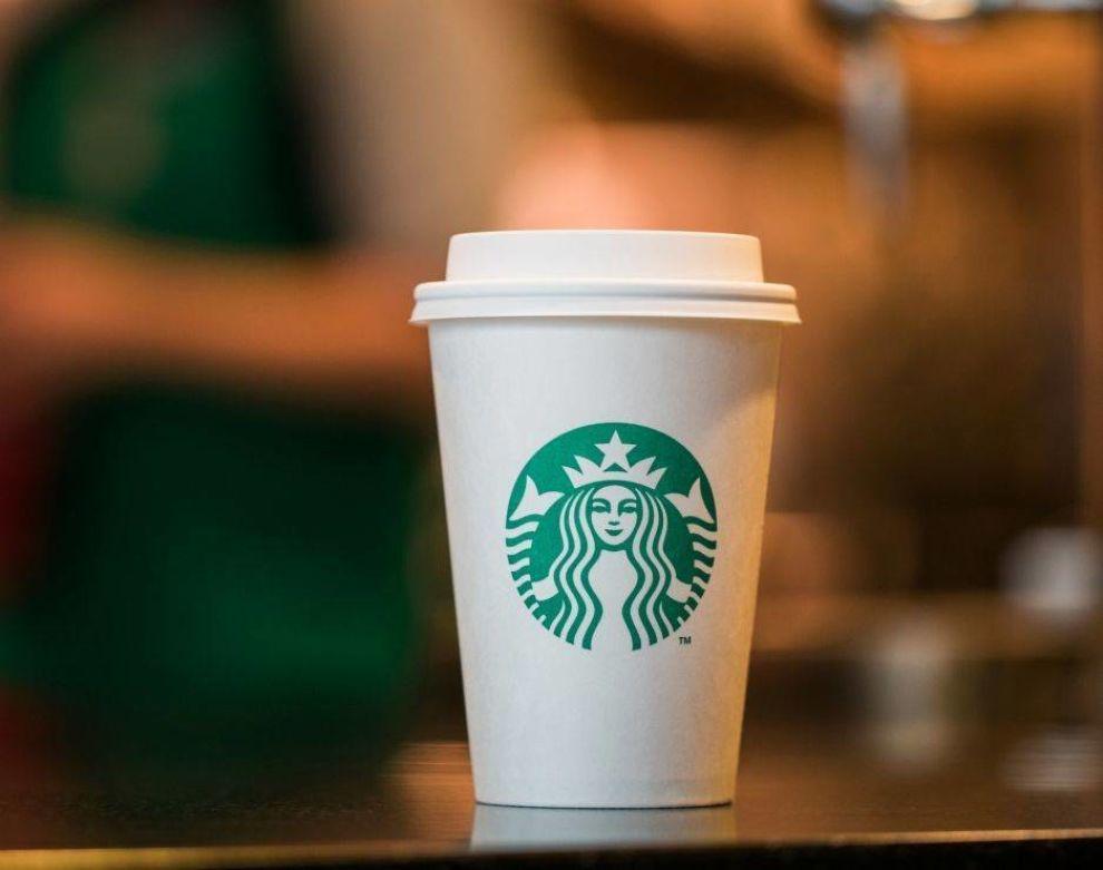 Starbucks Cup Logo Design