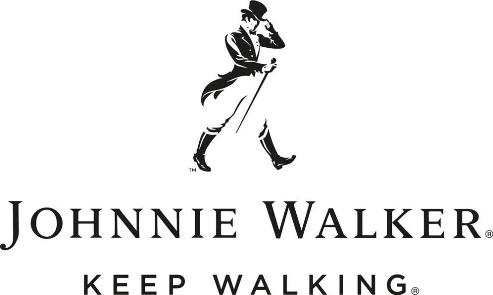 Johnnie Walker Modern Logo Design