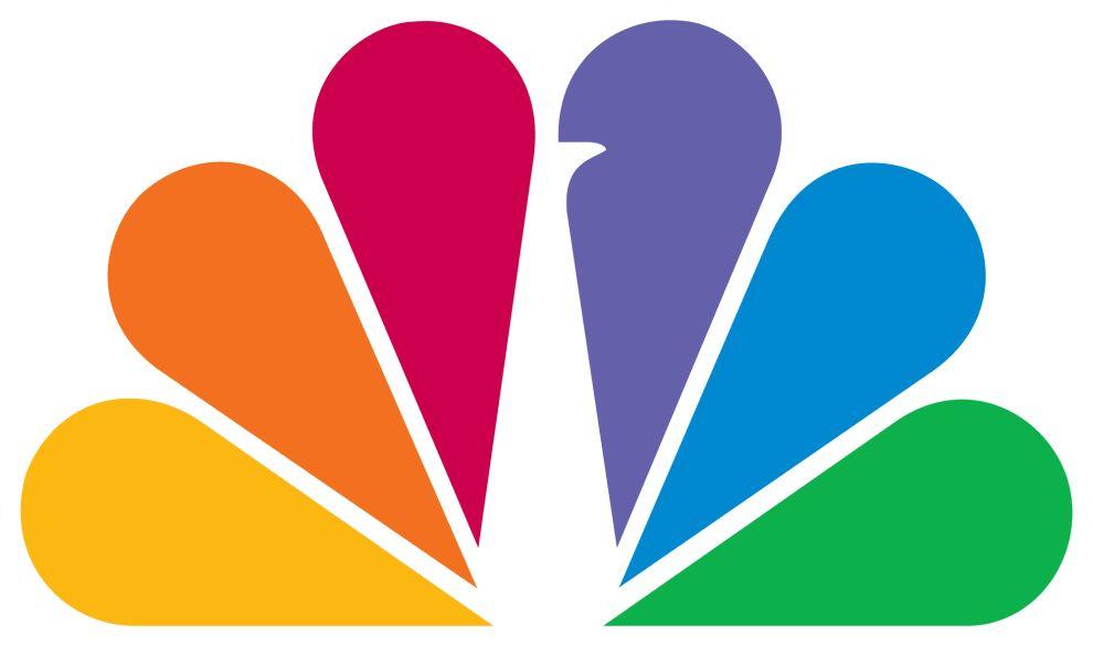 NBC Peacock Logo Design