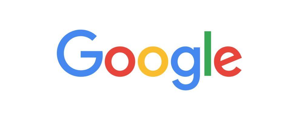 Google Current Logo Design 2018