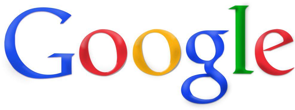 Google Old Logo Design