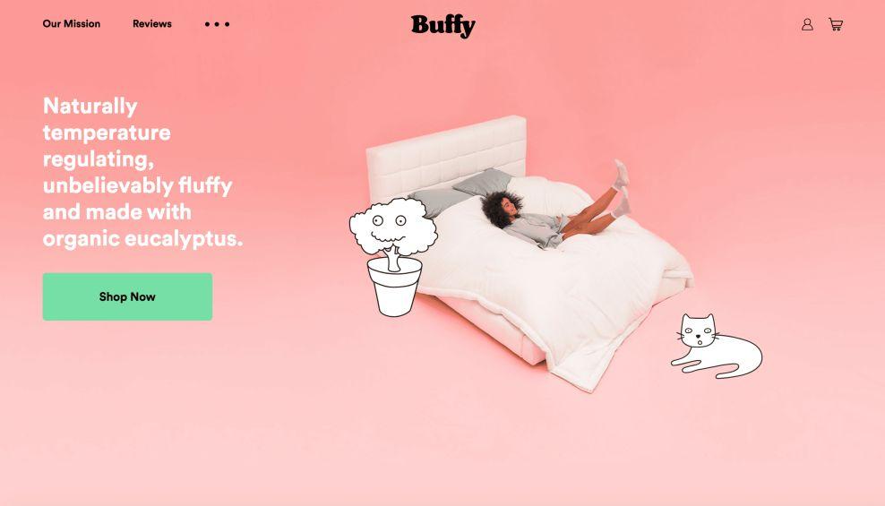Buffy About Website Design