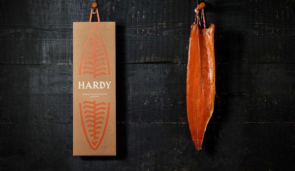 Hardys Illustrative Package Design