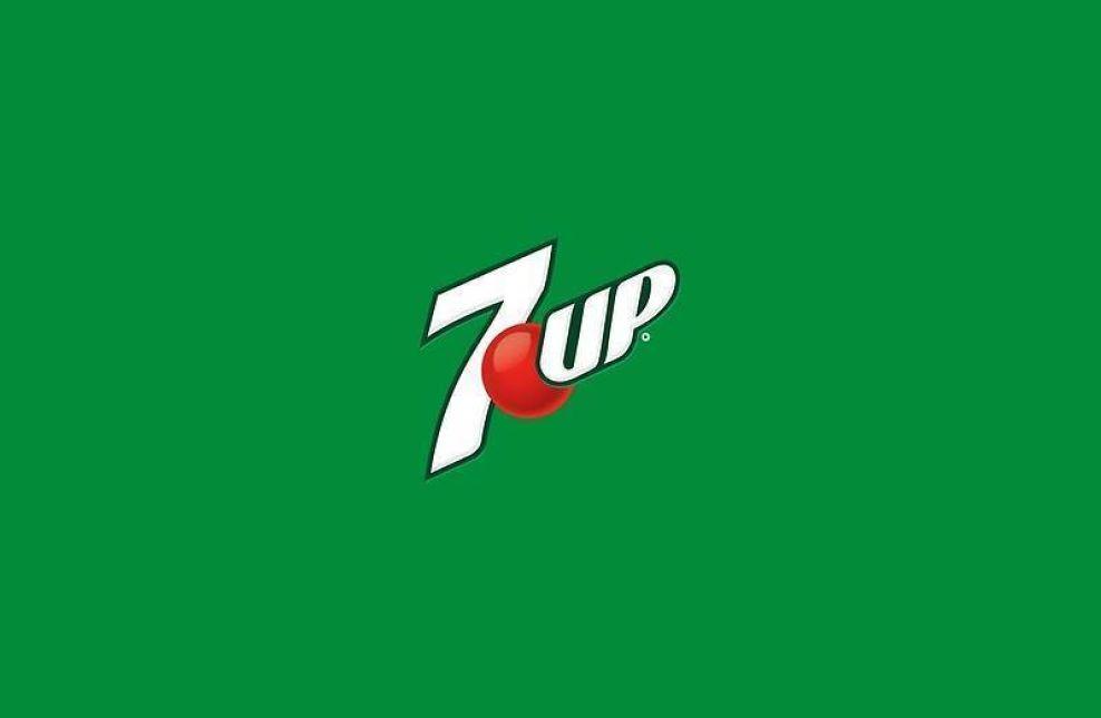 7Up Colorful Logo Design