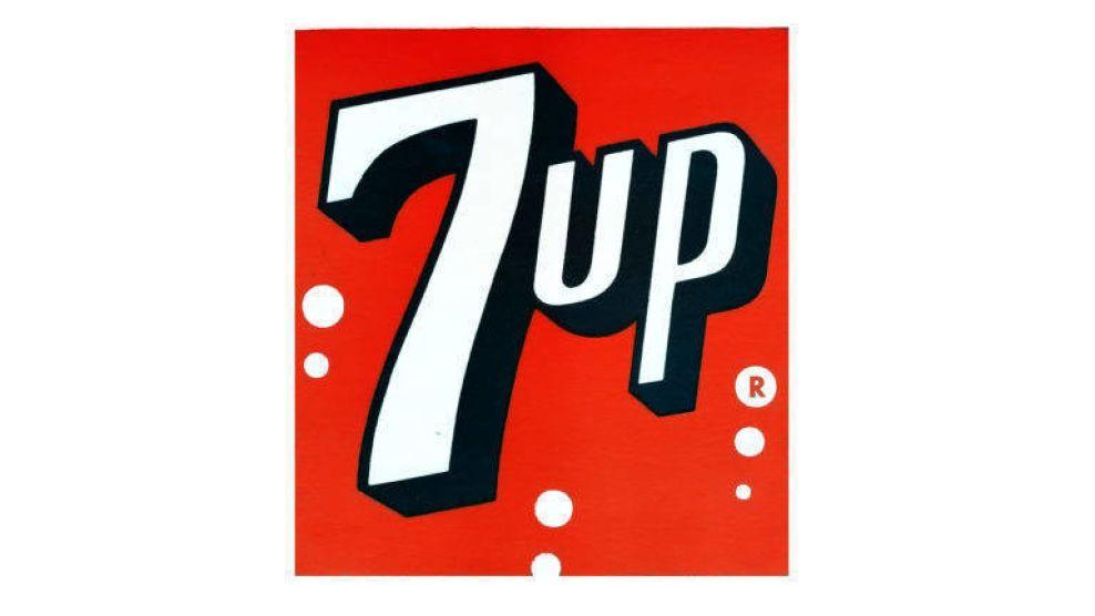 7Up Old Logo Design
