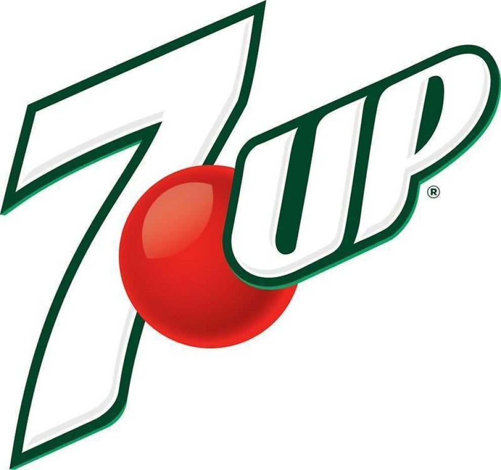 7Up Bubbly Logo Design