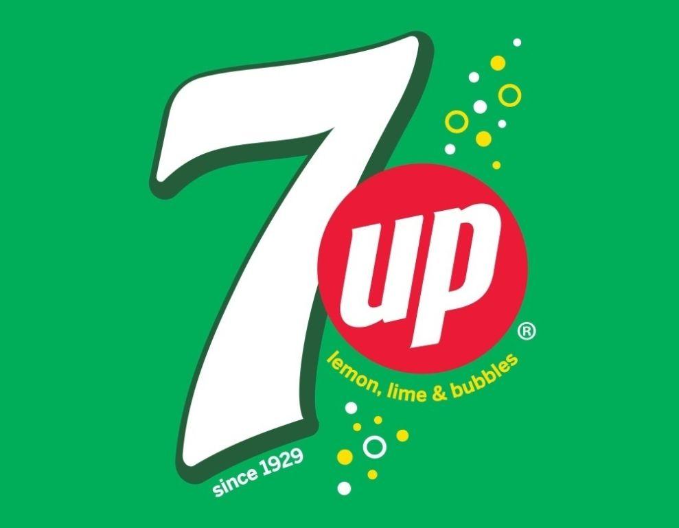 7Up Worldwide Logo Design