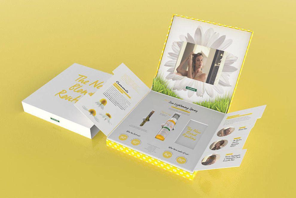 Klorane Innovative Package Design