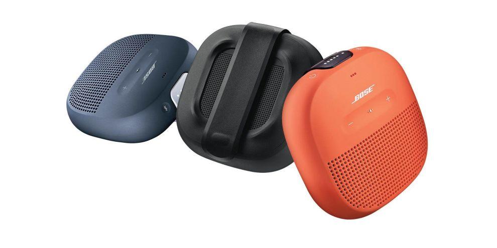 Bose Mini Speakers Logo Design