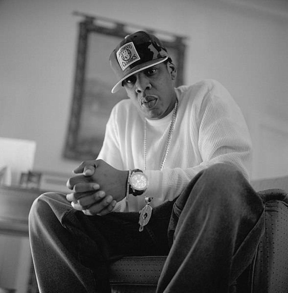 Jay Z Tidal App Design