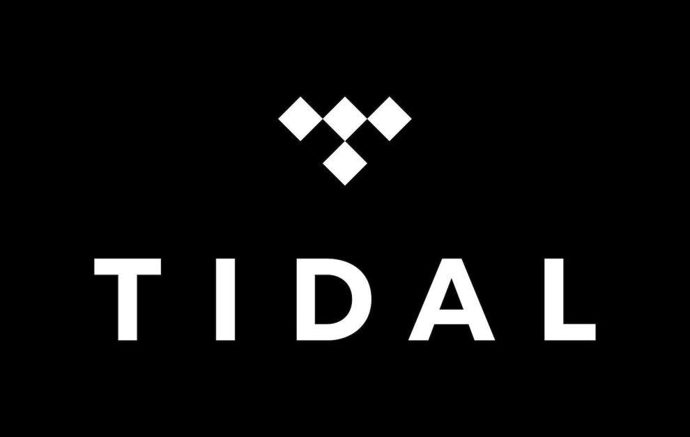 Tidal Logo App Design