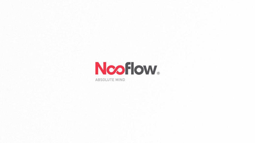Nooflow Logo Design