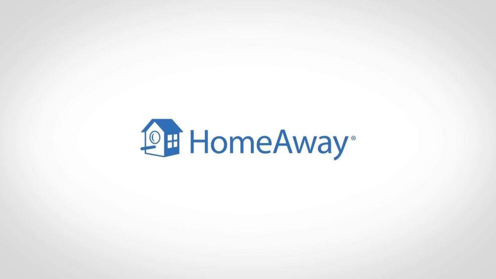 HomeAway Logo Symbol Design