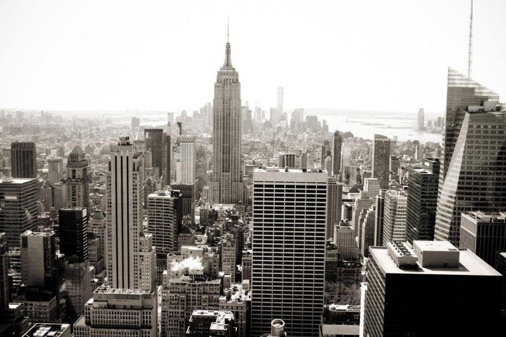 NYC Skyline Print Designs