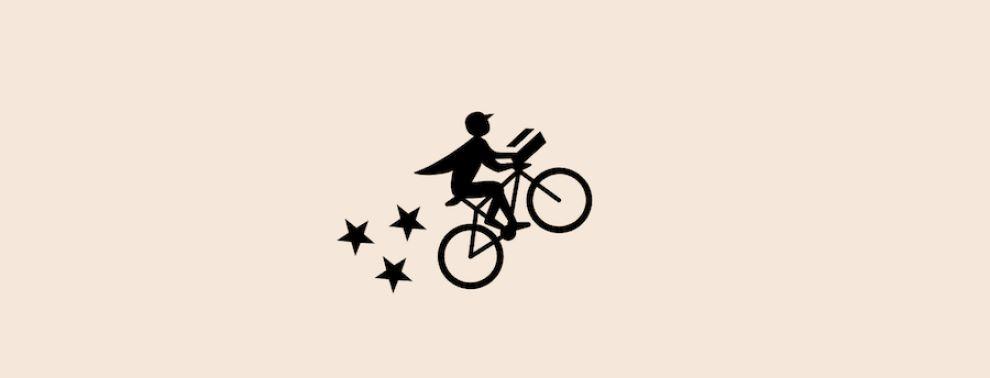 Postmates Icon Logo Design