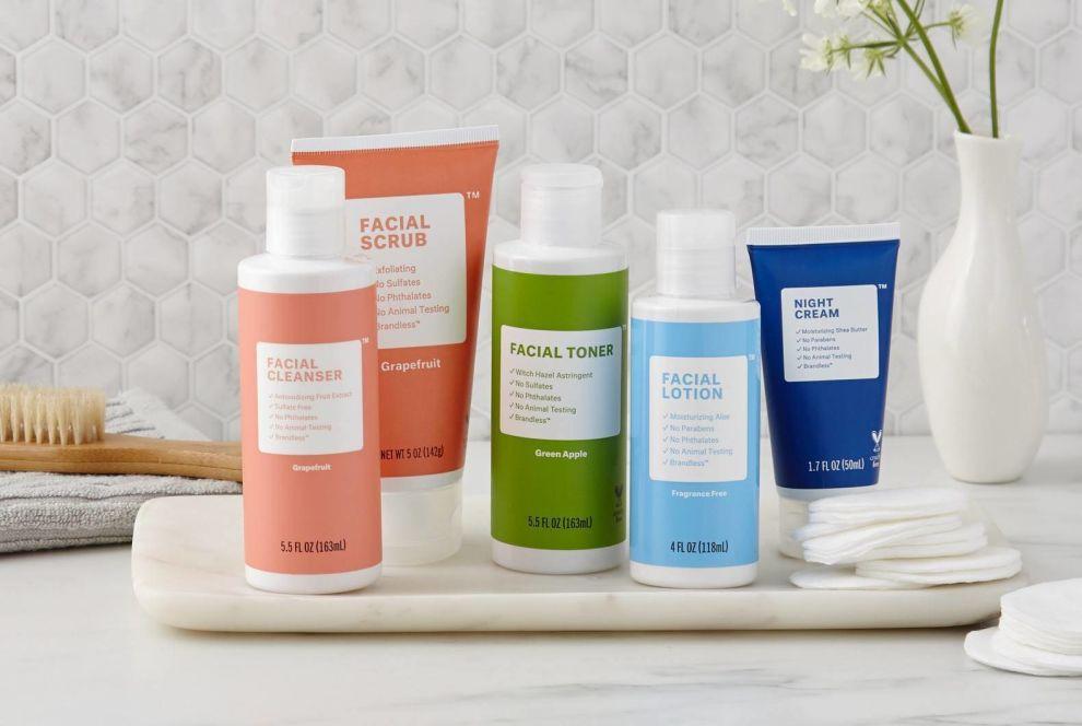 Brandless Soap Package Design