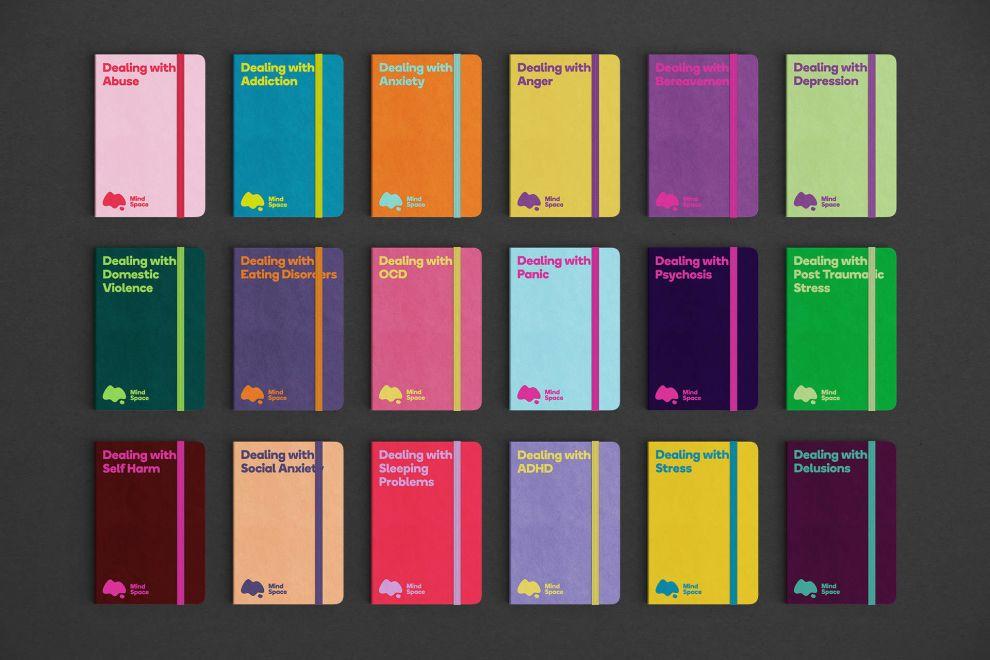 Mindspace Posters Print Design