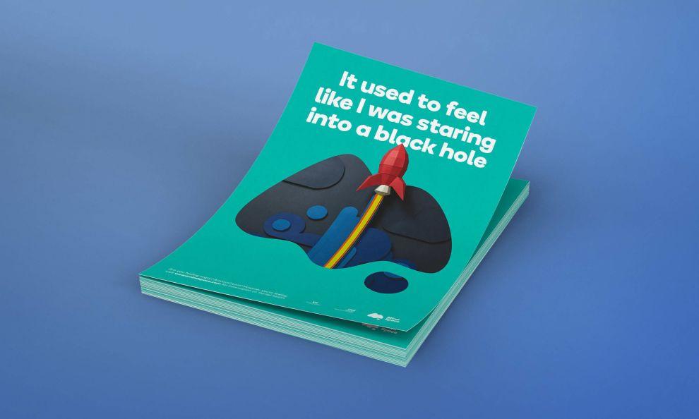 Mindspace Poster Print Design